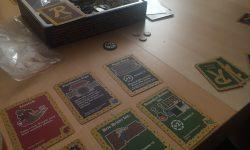 Rats to Riches – Karten und Box
