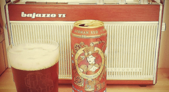 Bier Steam Brew German Red
