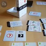 Soy What - Schachtel und Karten