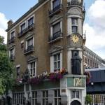 The Blackfriar Pub in London